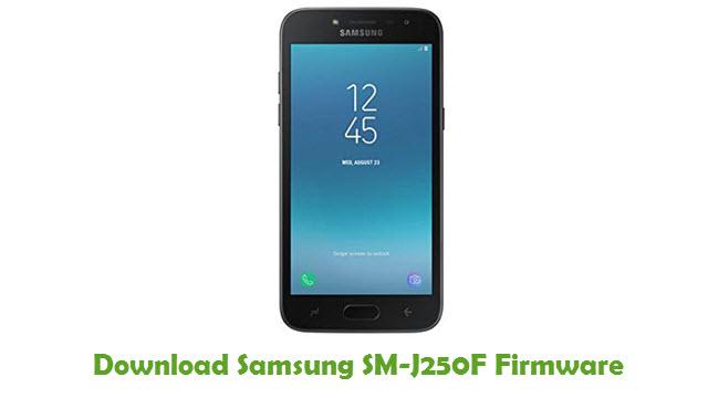 Download Samsung SM-J250F Firmware