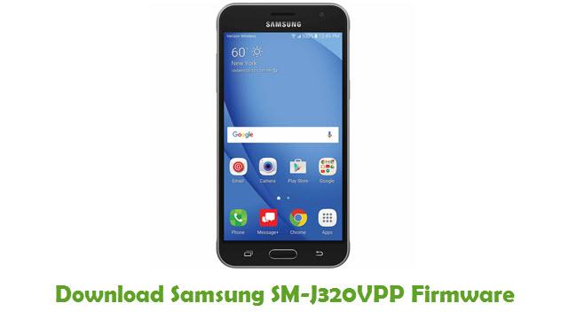 Download Samsung SM-J320VPP Stock ROM