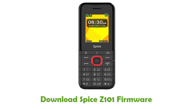 Download Spice Z101 Firmware