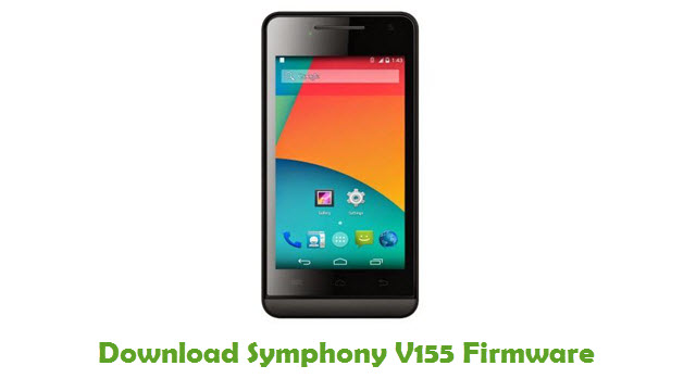 Download Symphony V155 Firmware