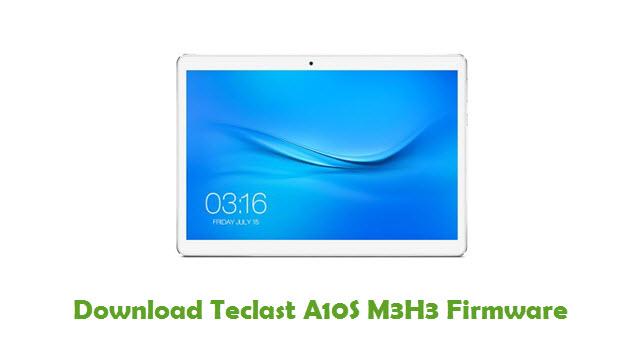 Teclast A10S M3H3 Stock ROM