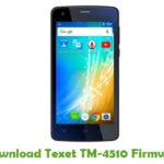 Texet TM-4510 Firmware
