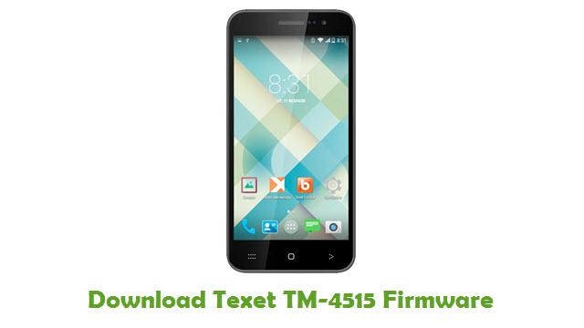 Texet TM-4515 Stock ROM