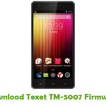 Texet TM-5007 Firmware
