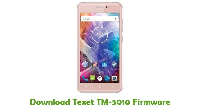 Texet TM-5010 Stock ROM