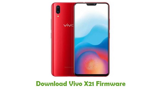 Download Vivo X21 Firmware