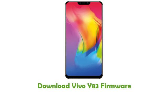 Download Vivo Y83 Firmware