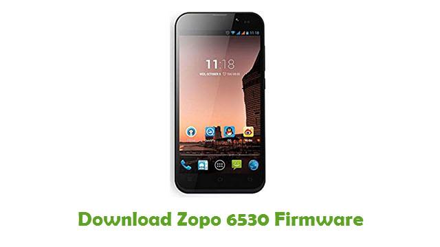 Zopo 6530 Stock ROM