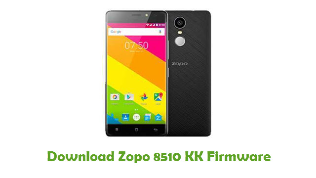 Download Zopo 8510 KK Firmware