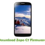 Zopo C7 Firmware