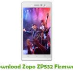 Zopo ZP580 Firmware