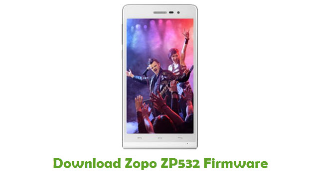 Download Zopo ZP532 Firmware