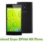 Zopo ZP780 KK Firmware
