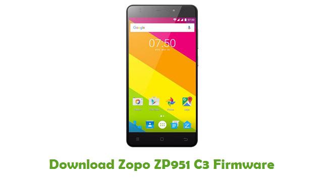 Download Zopo ZP951 C3 Firmware