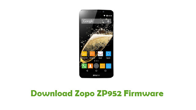 Download Zopo ZP952 Firmware