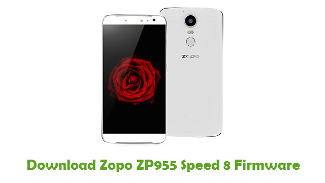 Download Zopo ZP955 Speed 8 Firmware