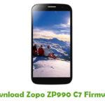 Zopo ZP990 C7 Firmware