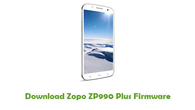 Download Zopo ZP990 Plus Firmware
