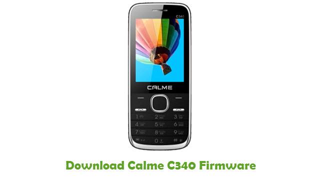 Download Calme C340 Firmware
