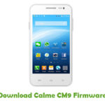 Calme CM9 Firmware