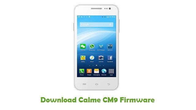 Calme CM9 Stock ROM