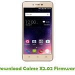 Calme X2.02 Firmware