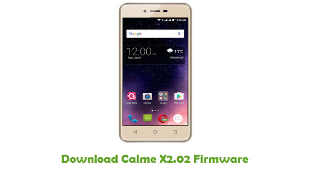 Download Calme X2.02 Firmware
