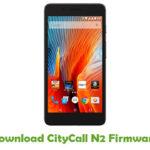 CityCall N2 Firmware