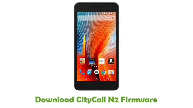 Download CityCall N2 Firmware