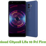 Citycall Life 10 Pri Firmware