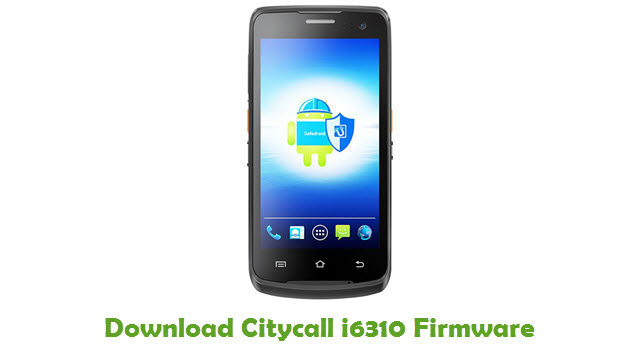 Download Citycall i6310 Firmware