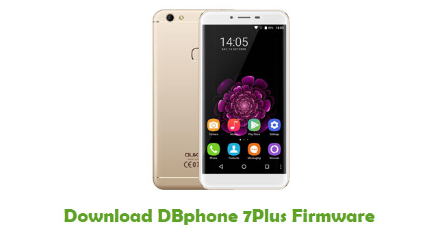 Download DBphone 7Plus Stock ROM