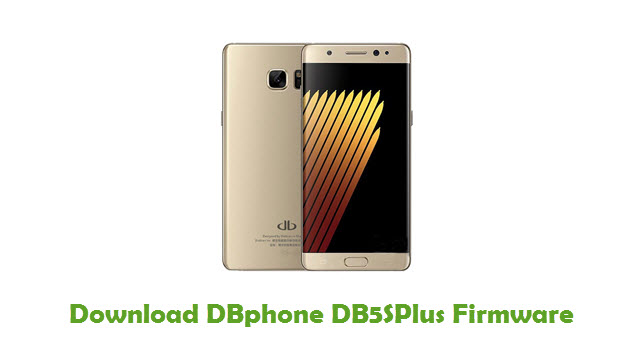 Download DBphone DB5SPlus Stock ROM