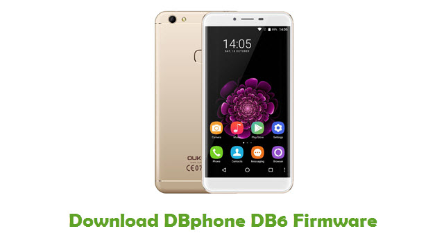 DBphone DB6 Stock ROM
