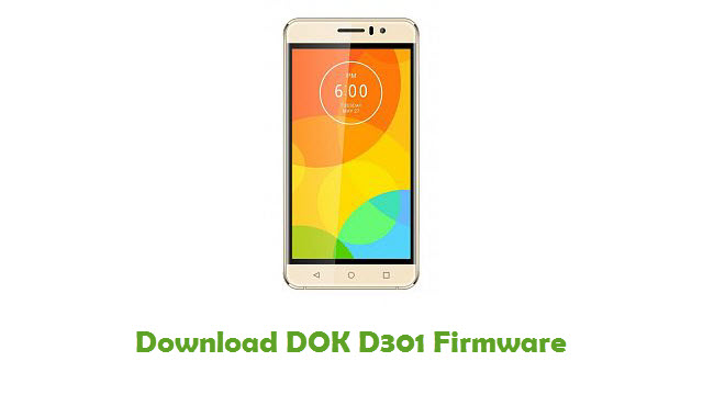 Download DOK D301 Firmware