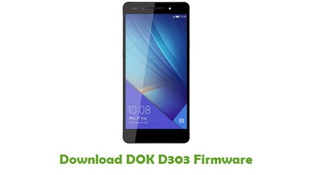 Download DOK D303 Firmware