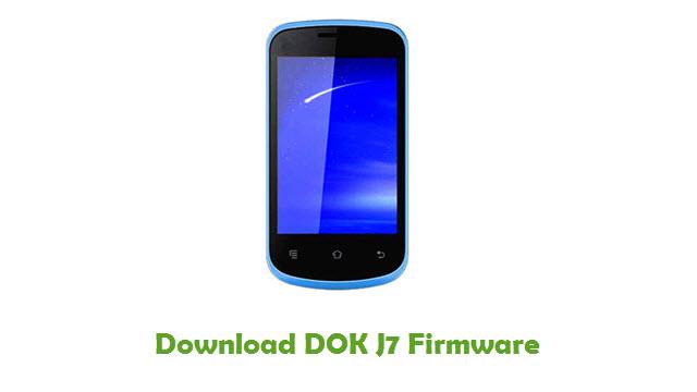 Download DOK J7 Stock ROM