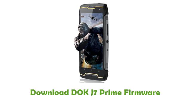 DOK J7 Prime Stock ROM