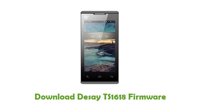 Download Desay TS1618 Stock ROM