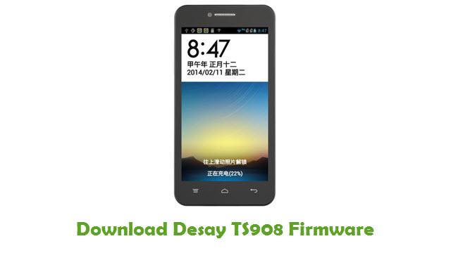 Download Desay TS908 Stock ROM