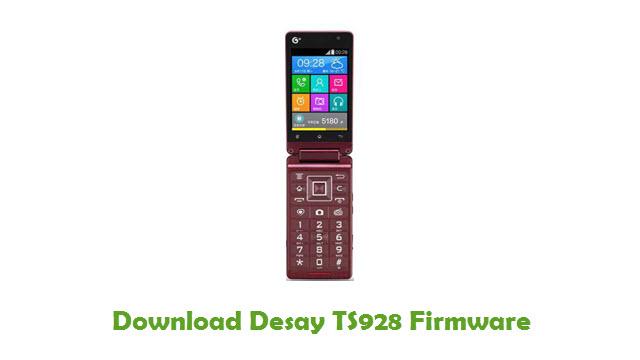 Desay TS928 Stock ROM