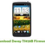 Desay TS928B Firmware
