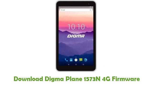 Digma Plane 1573N 4G Stock ROM