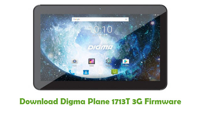 Download Digma Plane 1713T 3G Stock ROM