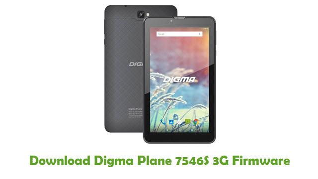Digma Plane 7546S 3G Stock ROM
