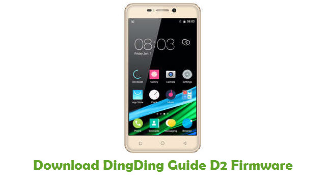 DingDing Guide D2 Stock ROM