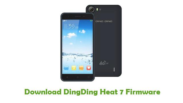 DingDing Heat 7 Stock ROM