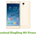 DingDing SK7 Firmware