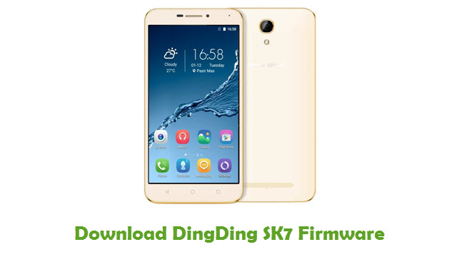 Download DingDing SK7 Stock ROM
