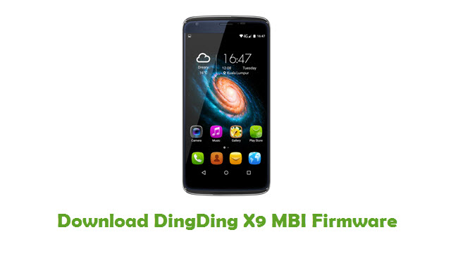 Download DingDing X9 MBI Stock ROM